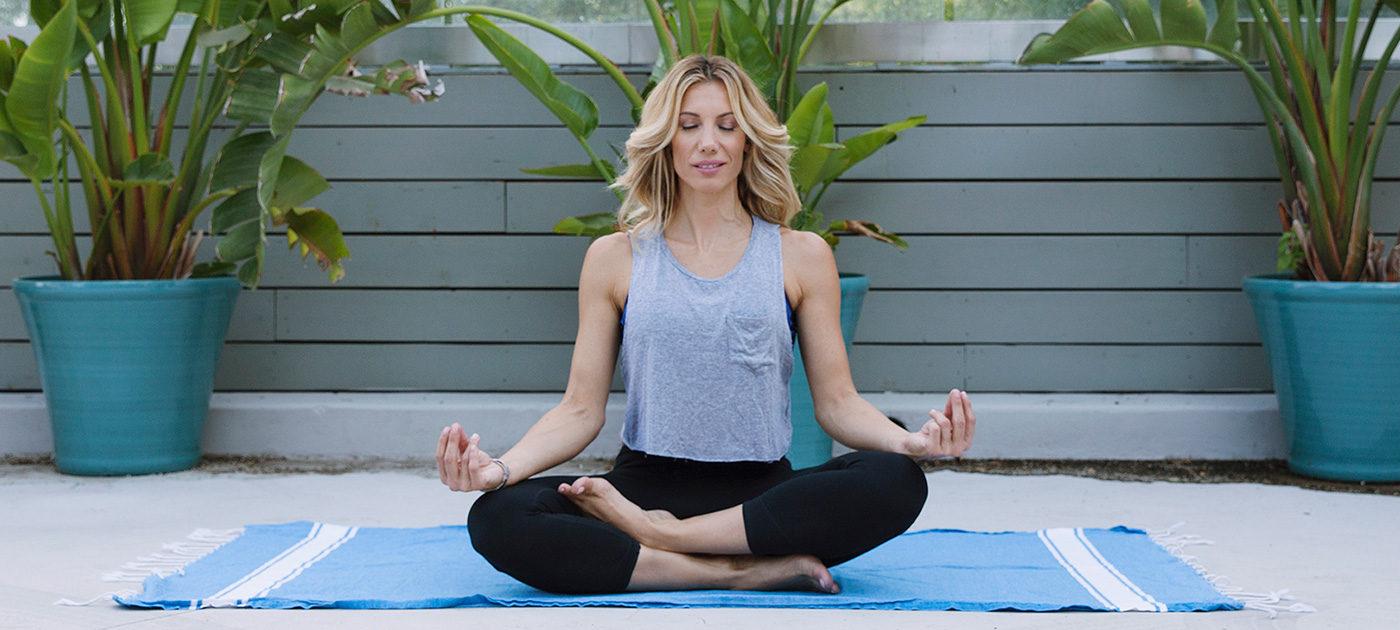 Using Meditation